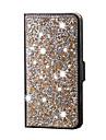 Luxury Bling Crystal Diamond Wallet Flip Card Case Cover For Samsung S3/S4/S5/S6/S6 edge/S6 edge+