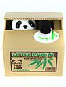 Roubo de banco de moedas Saving Money Box Case Piggy Bank Fofo Quadrada Panda