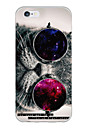 Cat with Glasses Pattern TPU Soft Back Case for iPhone 6s 6 Plus