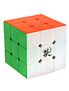 Rubik's Cube Smooth Speed Cube 3*3*3 Speed Professional Level Magic Cube ABS