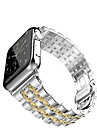 Watch Band For Apple Watch 3 38mm 42mm Stainless Steel Bracelet Butterfly Buckle