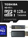 Toshiba 4GB TF cartão Micro SD cartão de memória UHS-I U1 class10