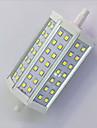 10 R7S LED лампы типа Корн T 42LED SMD 2835 680LM-800LM lm Тёплый белый / Холодный белый Декоративная AC 85-265 V 1 шт.