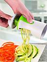1 Gadget de Cozinha Criativa / Multi-Função Aço Inoxidável / Plástico Cortadores de Frutas e Vegetais