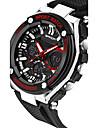 SANDA Masculino Relógio Esportivo Relógio Militar Relógio Inteligente Relógio de Moda Relógio de Pulso Digital Quartzo JaponêsLED