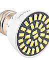 7W E26/E27 Spot LED T 32 SMD 5733 500-700 lm Blanc Chaud Blanc Froid Décorative AC 100-240 AC 110-130 V 1 pièce
