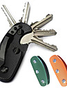 3 Colors Avaliable EDC Gear Lightweight Pocket key Clip Necessary Aluminium Alloy Key Clamp 1pc