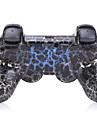 беспроводной двойной шок шесть оси контроллер Bluetooth для Sony PS3 (многоцветные)