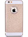 Pour Coque iPhone 7 Coques iPhone 7 Plus Coque iPhone 6 Coques iPhone 6 Plus Coque iPhone 5 Strass Coque Coque Arrière Coque Brillant Dur