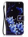 For Wallet / Card Holder / with Stand Case Back Cover Case Flower Hard PU Leather for SamsungJ7 (2016) / J7 / J5 (2016) / J5 / J3 / J3
