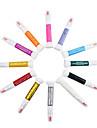 12 Manucure Dé oration strass Perles Maquillage cosmétique Nail Art Design