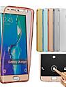 삼성 갤럭시 J7 2016 케이스 TPU 전신 보호 투명 커버 케이스의 J1 J2의 J3의 J5의 J7 2016