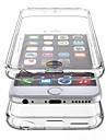 용 아이폰6케이스 / 아이폰6플러스 케이스 충격방지 / 투명 케이스 풀 바디 케이스 단색 하드 PC iPhone 6s Plus/6 Plus / iPhone 6s/6