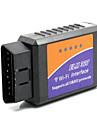 ELM327 WiFi беспроводной OBD2 OBDII автомобилей автоматический диагностический сканер инструмент для Iphone 6 6 плюс 5s Ipad Ipod