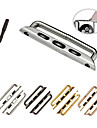 1 Pair Seamless Metal Connector Clasp Watch Band Buckle and Screwdriver for Apple Watch