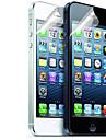 [Pacote com 12] de alta qualidade Fosco antiofuscante Protetores de tela para iPhone 5/5S