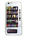 Pour Coque iPhone 6 Coques iPhone 6 Plus Ultrafine Motif Coque Coque Arrière Coque Dessin Animé Flexible PUT pouriPhone 6s Plus/6 Plus