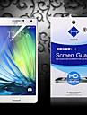 protetor de tela HD com pó absorvente para Samsung Galaxy a5 (3 peças)