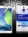 hd protecteur d'écran avec la poussière absorbeur pour Samsung Galaxy a3 (3 pièces)