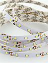 SENCART 5 M 300 3528 SMD Теплый белый/белый/RGB/красный/желтый/синий/зеленыйМожно резать/Диммируемая/Компонуемый/Подсветка для