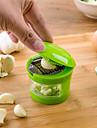 New Multifunction Plastic Garlic Press Presser Crusher Slicer Grater Dicing Slicing And Storage Kitchen Vegetable Tools