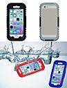 IP68 водонепроницаемый защитный пластик и силикон чехол для iPhone 6 Plus