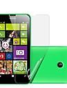 (6 unidades) protetor de tela de alta definição para nokia lumia 630/635