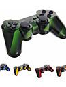 Беспроводная связь Bluetooth DualShock3 Sixaxis Аккумуляторная регулятор Joypad для PS3