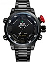 WEIDE® Men's Watch Sports Analog-Digital LED Date Alarm Water Resistant Multi-Function Wrist Watch Cool Watch Unique Watch Fashion Watch