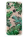 Para Capinha iPhone 7 Capinha iPhone 7 Plus Capinha iPhone 6 Case Tampa Ultra-Fina Estampada Capa Traseira Capinha Árvore Macia PUT para
