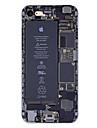 Pour Ultrafine Motif Coque Coque Arrière Coque Mot / Phrase Flexible PUT pour AppleiPhone 7 Plus iPhone 7 iPhone 6s Plus/6 Plus iPhone