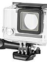 защитный футляр Водонепроницаемые кейсы Кейс Водонепроницаемый 40 м На заказ ДляGopro 4 Gopro 4 Session Gopro 4 Silver Gopro 4 Black
