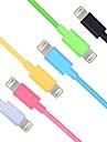 개척 MFI 인증 번개 8 핀의 USB 동기화 데이터 / 아이폰 충전 케이블 7 기가 6 플러스 자체 5 초 5 아이 패드 (100cm)