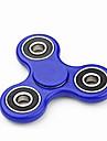 Toupies Fidget Spinner à main Jouets Tri-Spinner Plastique EDCSoulagement de stress et l'anxiété Jouets de bureau Soulage ADD, TDAH,