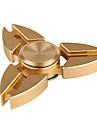 Toupies Fidget Spinner à main Jouets Tri-Spinner Métal EDC Pour le temps de tuer Focus Toy Soulagement de stress et l'anxiété Jouets de