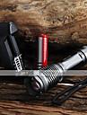 Освещение Светодиодные фонари Ручные фонарики LED 2000 Люмен 5 Режим Cree XM-L T6 18650 AAA Фокусировка Водонепроницаемый