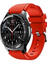 Samsung gear s3 watch remplacement silicone sport strap pour samsung s3
