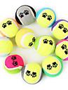 Dog Toy Pet Toys Ball Chew Toy Tennis Ball Sponge
