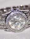 Женские Нарядные часы Модные часы Наручные часы Уникальный творческий часы Имитационная Четырехугольник Часы Китайский Кварцевый Стразы /