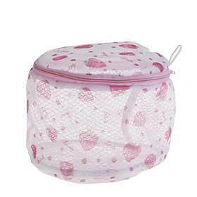 Washing Home Use Mesh Clothing Underwear Organizer Washing Bag Useful Mesh Net Bra Wash Bag zipper Laundry Bag