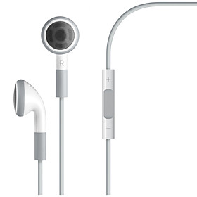 Replacement Earphone with Volume Control for iPhone 6 iPhone 6 Plus