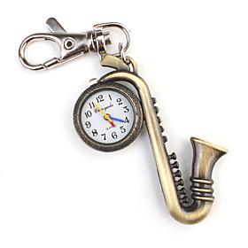 llavero de acero inoxidable reloj
