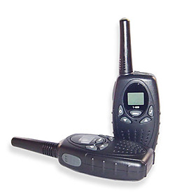 22 Channels Walkie Talkie with Backlight LCD Screen (2-Way Radio, 2km Range) 253612