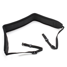Pliable and Tough Soft Neck Strap for Sony Cameras