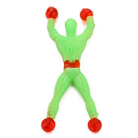 Flexibler Mini Plastik Spider Man (verschiedene Farben) 286543