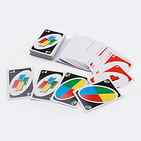 UNO Board Game Card Game UNO Friends Family Card Paper Boys' Gift 350505