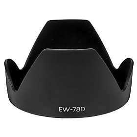 EW-78D Lens Hood for CANON EF-S 18-200mm f/3.5-5.6 IS 361864