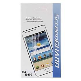 Proteggi schermo LCD per Samsung Galaxy S3 I9300 - Trasparente