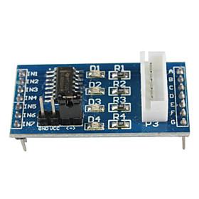 ULN2003 5-Line 4-Phase Stepper Motor Driver Module - Blue 381455