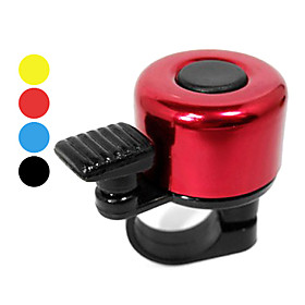 Bike Bell Bicycle Al Alloy Bell with Clear Sound(Color As Assorted) 383363